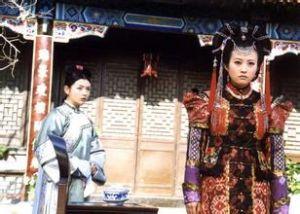 《少年天子之顺治王朝》剧照