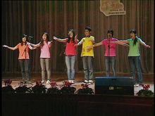 当代无伴奏小组唱
