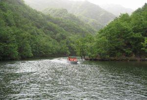 龙潭峡美景