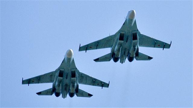 一周内第三次!俄罗斯战机黑海上空拦截美军侦察机