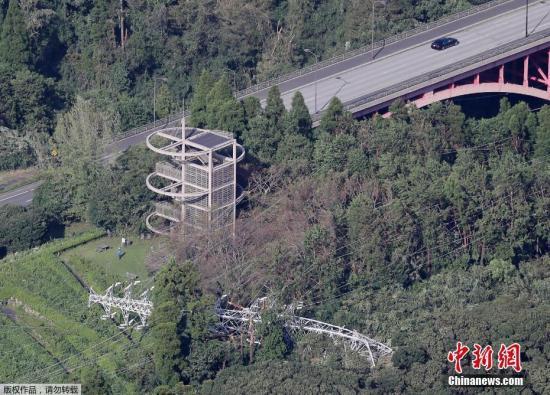 日千叶发生多起修理台风损坏房屋跌落事故 3人死亡