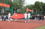"""太硬核了!杭州這所中學的運動會開幕式邀請到了數十個""""體育名將"""""""