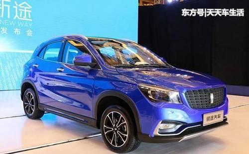 外观酷似奔驰GLA,领途K-ONE售价8.79-10.79万