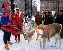 芬兰圣诞节