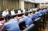 瓯海区委书记王振勇调研区人民检察院工作 全力提供更有力的司法保障