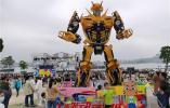 5米大黄蜂、超跑、老爷车……南京江北新区首届汽车文化节等你来嗨