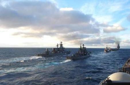 俄罗斯海军大规模造舰应对北约威胁