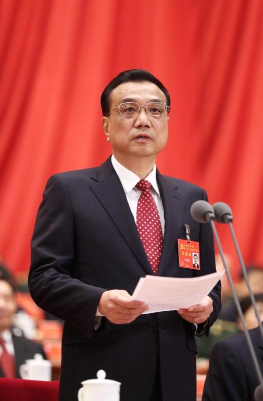 10月18日,中国共产党第十九次全国代表大会在北京人民大会堂隆重开幕。李克强主持大会。 新华社记者 鞠鹏 摄