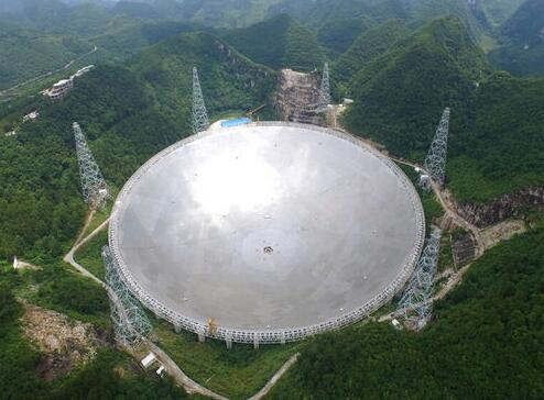 500米口径球面射电望远镜