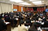 洞头区委书记王蛟虎参加2020年度全区基层党建和人才工作述职评议会