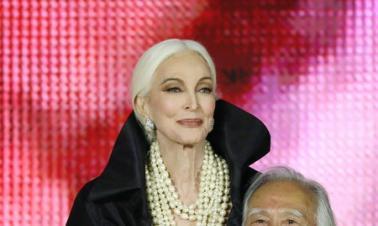 Grey power: Senior models dazzle fashion industry