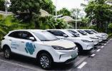 """新能源汽车在温州迎来""""春天""""?上半年新增4300多辆"""