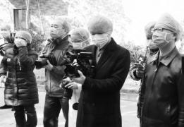 江西宜春:新闻人不惧风险冲在前