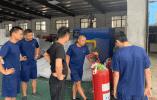 南湖凤桥镇开展消防安全大排查大整治