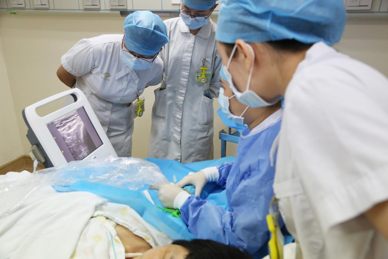 劳动最光荣 康美医院真情守护患者健康