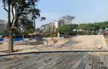 温州市区公园路预计9月底开街!?承载老城记忆的中山桥即将完工