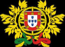 葡萄牙国徽