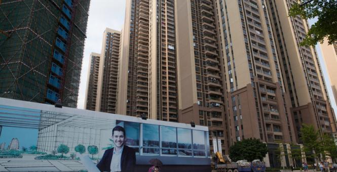 深圳一村民称分到66套房租不出去 希望政府想办法