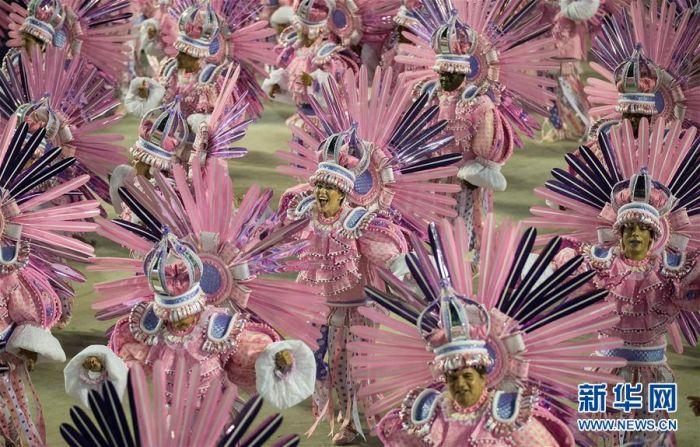 里约狂欢节